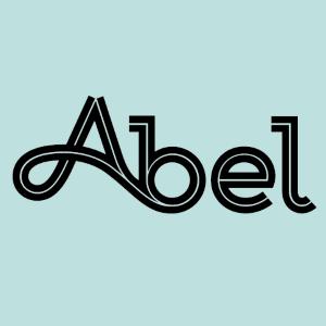 01-Abel-Logo-Final-CMYK-zwart-op-lichtgroen-01-300x300-1