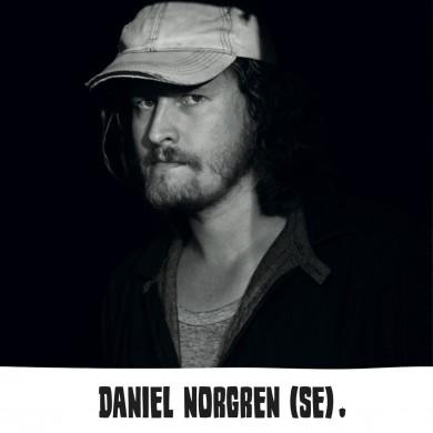 AWF16 Daniel Norgen (SE) website