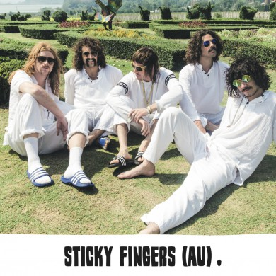 AWF16 Sticky Fingers (AU) website