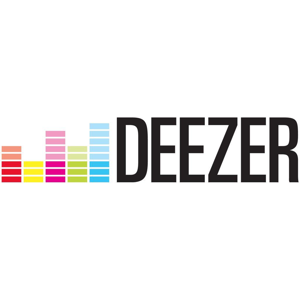 Deezer website blokje