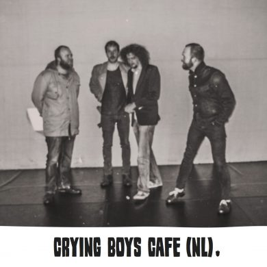 AWF16 Crying Boys Cafe website
