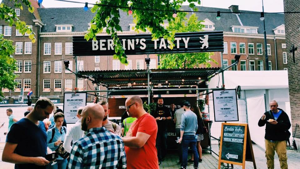 Berlin's tasty